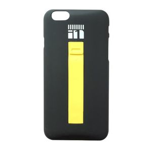 COQUE - BUMPER In1 Coque Cable de Charge Iphone 6 Jaune