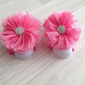 COUVRE-PIED Ensemble couvres pieds modèle Froufrou plat - rose ...
