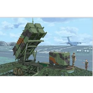 VOITURE - CAMION DRAGON D3604 MIM-104C PATRIOT SAM PAC-2 KIT 1:35 M