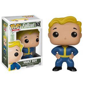 FIGURINE - PERSONNAGE Figurine Funko Pop! Fallout : Vault boy