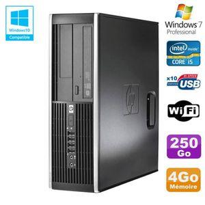 UNITÉ CENTRALE  PC HP Elite 8300 SFF Core I5 3470 3.2GHz 4Go Disqu