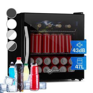 RÉFRIGÉRATEUR CLASSIQUE Klarstein Beersafe L Onyx Mini-bar - Réfrigérateur