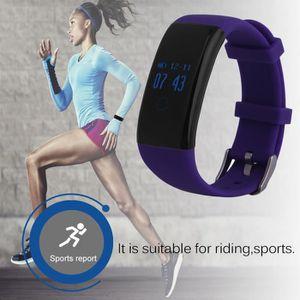 TÉLÉPHONE FACTICE Bracelet intelligent smartwatch fitness fréquence