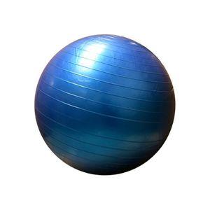 BALLON SUISSE-GYM BALL Ballon de gym Yoga Pilates Bleu Phisiotherapie Exe