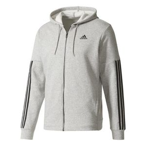 PARKA DE RUNNING Sweat à capuche adidas 3-Stripes fe52225d8ac2