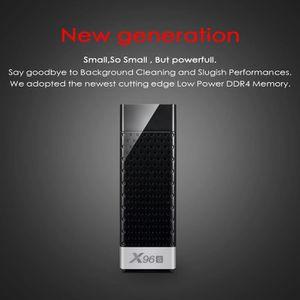 UNITÉ CENTRALE  Mini PC clé TV sans fil- X96S Android 8.1 - 2 Go R