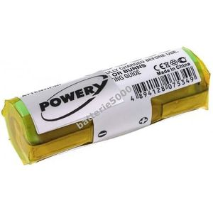 PIÈCE BEAUTÉ BIEN-ÊTRE Batterie pour rasoir électrique Philips type KR...
