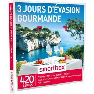 bed22a3d942 Coffret cadeau - 2 jours insolites en famille - Smartbox - Achat ...