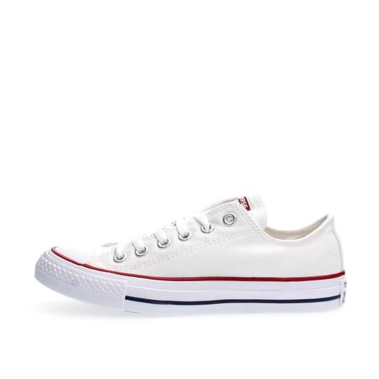 CONVERSE SNEAKERS Unisexe OPTICAL WHITE, 42  Optical white - Achat / Vente basket