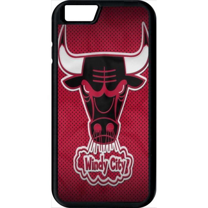 coque iphone 6 chicago bulls