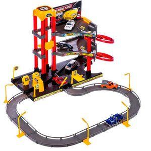 garage voiture enfants achat vente jeux et jouets pas chers. Black Bedroom Furniture Sets. Home Design Ideas