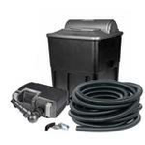 Pompe pour bassin avec filtre complet achat vente for Kit filtration bassin pas cher