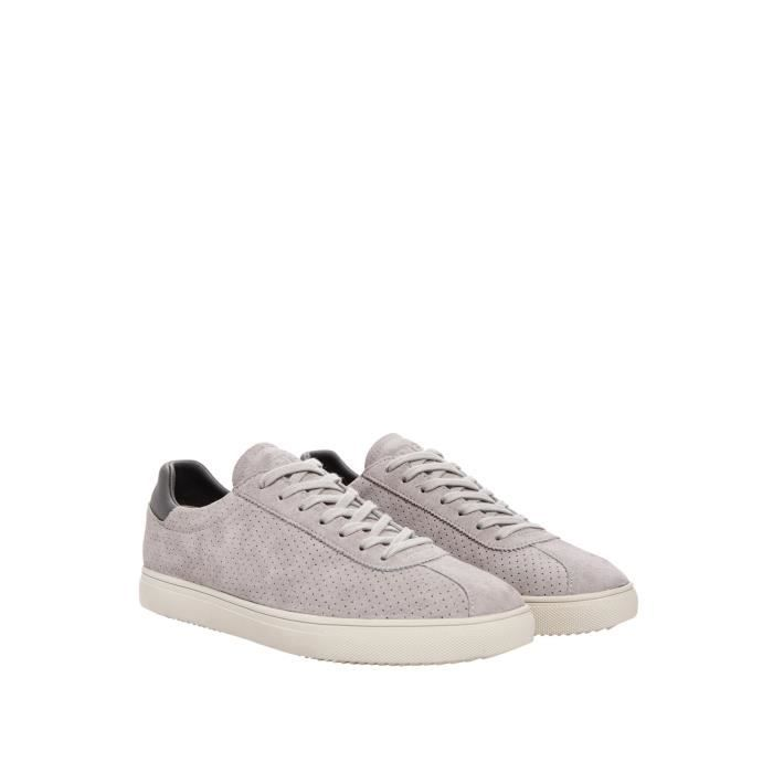 Clae Sneakers gris Homme CLA01309-GSD