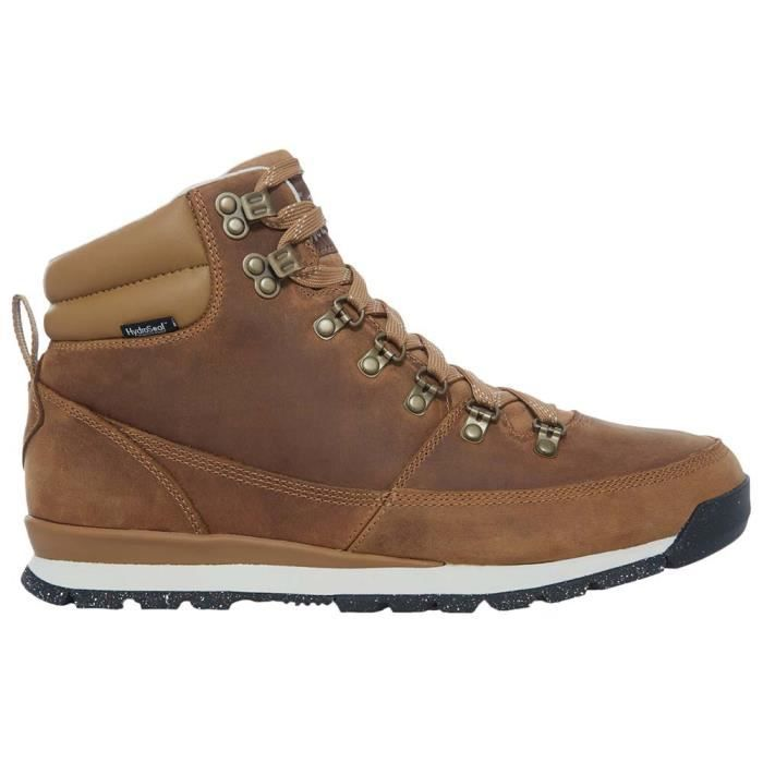 The North Face ski To Chaussures après Leather Redux Back Berkeley wxTEWp
