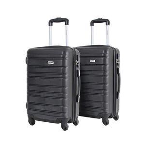 SET DE VALISES Set de 2 Bagages Cabines 55cm - ALISTAIR Escape ... 1a818e8d96d