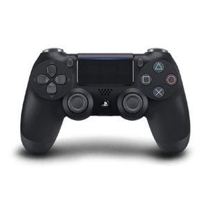 MANETTE JEUX VIDÉO Contrôleur PS4 DualShock 4 V2 Noir