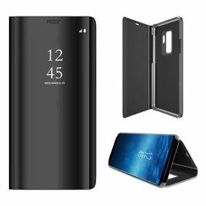 HOUSSE - ÉTUI Etui pour Huawei P30 Pro. HOUSSE CHAUSSETTE noir t