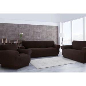 housse de banquette convertible achat vente housse de banquette convertible pas cher cdiscount. Black Bedroom Furniture Sets. Home Design Ideas