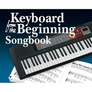 PARTITION Keyboard From The Beginning: Songbook, de Christop