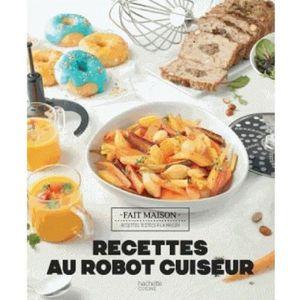livre recette robot cuiseur achat vente pas cher. Black Bedroom Furniture Sets. Home Design Ideas