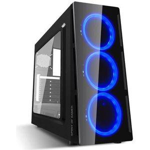 UNITÉ CENTRALE  Ordinateur Pc Gamer Deathmatch 5 Blue AMD A6 9500