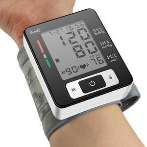 TENSIOMETRE Portable Electronic tensiomètre Moniteur numérique