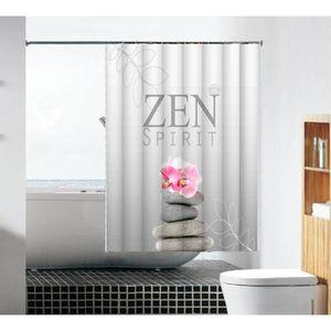 rideau zen achat vente rideau zen pas cher soldes d s le 10 janvier cdiscount. Black Bedroom Furniture Sets. Home Design Ideas