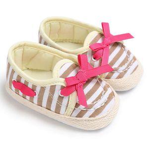Frankmall®Bébé fille garçon Éléphant Semelle molle berceau enfant sandales nouveau-né chaussures BLANC#WQQ0926454 oDLL9Zzb