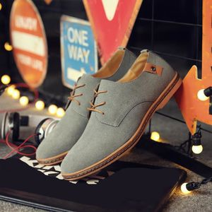 MOCASSIN Chaussure Mocassins Homme - Suede Classic Oxford C