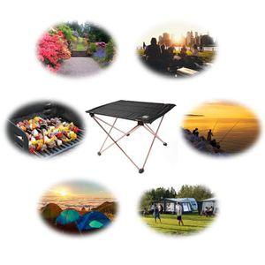TABLE DE JARDIN  POL_AM28319table portable pliant [pour camping pi