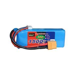 DRONE PNJ | Batterie Li-Po 1500mAh 11.1V pour R Racer 0,