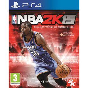 JEU PS4 NBA 2K15 PS4 MIX