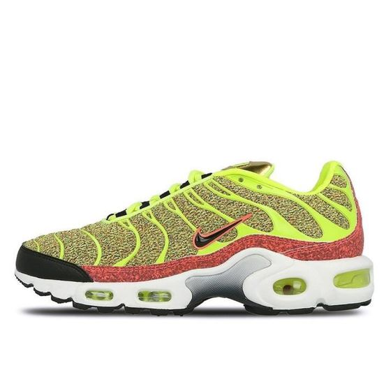 7a3d6773c989f Taille Air Women s 3mcdu5 1 Tuned Nike 862201 Plus Punch Volt Se 39 Hot  Black Max ...