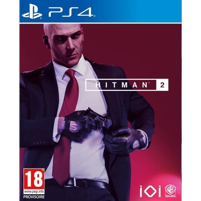 Hitman 2 Jeu PS4