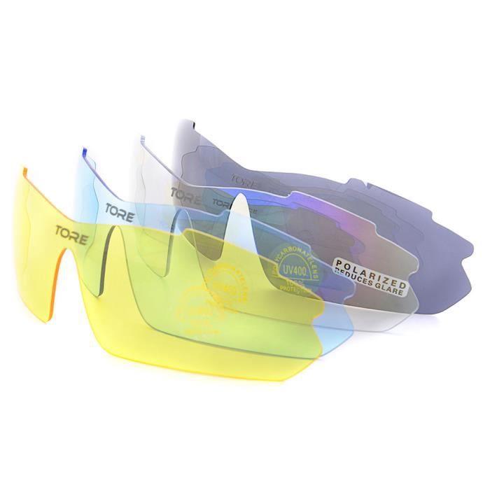 Mode Lunettes de bicyclette polarisées vélo soleil pêche PAC3698964