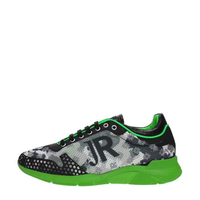 JOHN RICHMOND Sneakers Homme GREEN/BLACK, 45