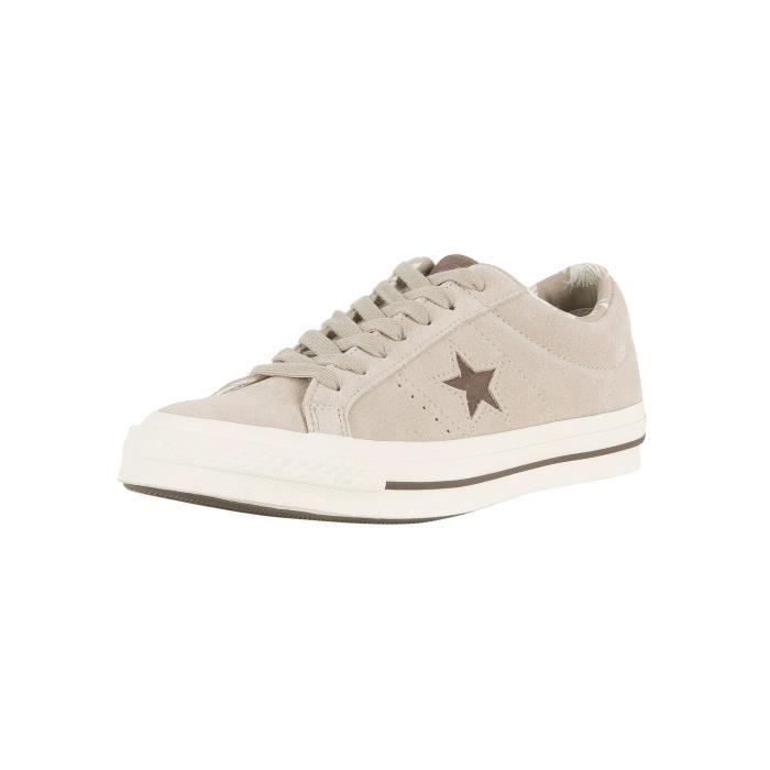 02382f55cab52 BASKET Converse Homme Baskets OX One Star