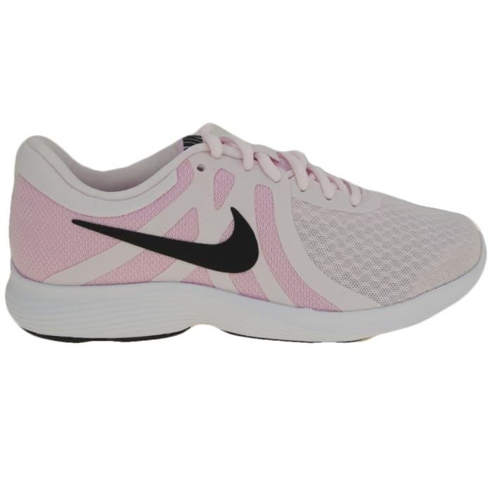 df2db7699113 Baskets Nike Wmns Nike Revolution 4 Eu AJ3491-604 Rose Rose - Achat ...