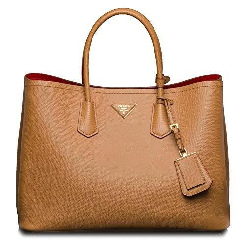 4dbf76bf14caa Prada Femmes Sac fourre-tout en cuir Saffiano D… - Achat   Vente ...