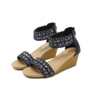 Chaussures Compensées Achat Vente Chaussures Compensées