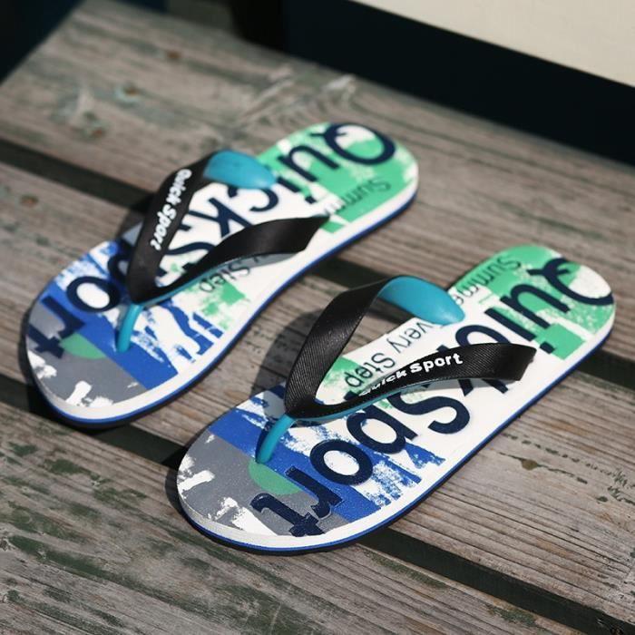 Printemps - été des hommes de plage Casual Chaussures Chaussures Sandales