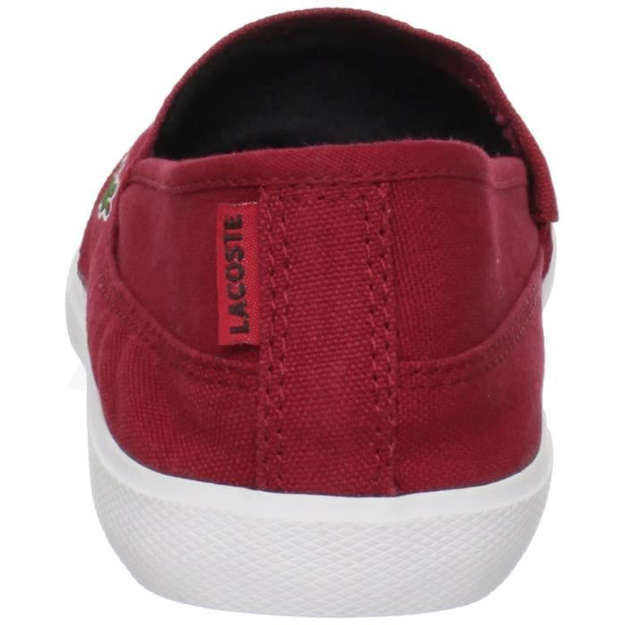 Lacoste Marice Toile Mocassins H7CLX Taille-47