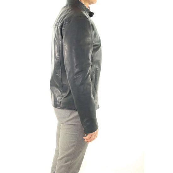 Curci Homme Veste 52 Achat Vente Bleu Cdiscount Bleu 656rUxqn