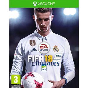 JEU XBOX ONE FIFA 18 Jeu Xbox One