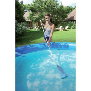 KOKIDO Aspirateur manuel B Vac pour piscines autoportantes - Puissance filtration requise 45W