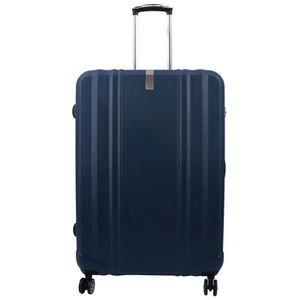 VALISE - BAGAGE Valise 75 cm extensible 4 roulettes 100% polycarbo