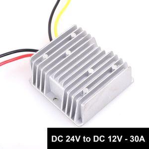 ALIMENTATION 24V à 12V DC 30A adaptateur step down réducteur de