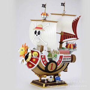 POUPÉE One Piece Pirate Thousand Sunny navire Modèle PVC