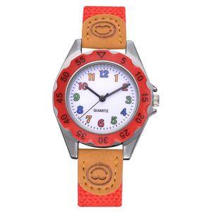 MONTRE Pachasky®Mode enfants filles Colorful Bracelet ara