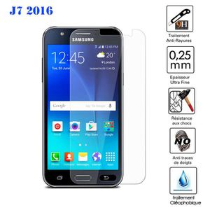 ACCESSOIRES SMARTPHONE Samsung Galaxy J7 2016 : Film de protection d'écra